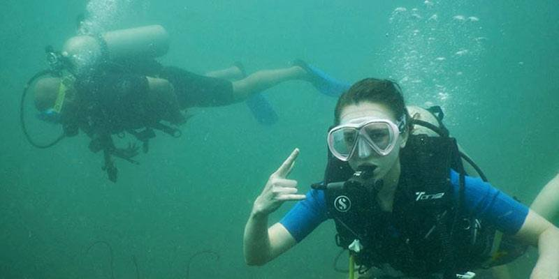 Goa for First Time Scuba Divers - Cheap Scuba Dive in Goa