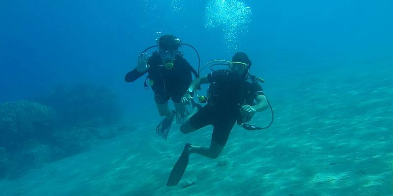 Goa for First Time Scuba Divers - Learn Scuba Dive in Goa