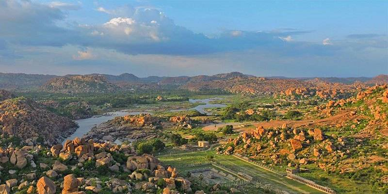 Brief History of the Lost Kingdom - Hampi