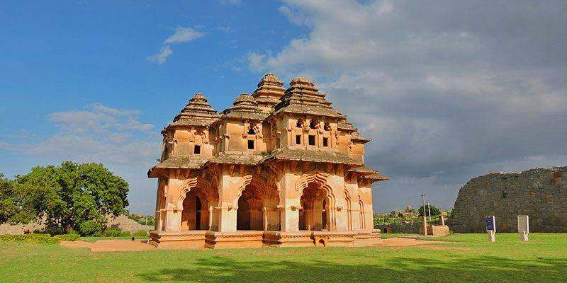 Hampi - Rome of the East - Lotus Mahal