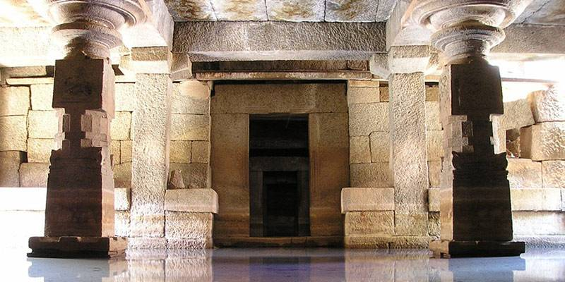 Ultimate Travel Guide to Hampi - Underground Temple Hampi