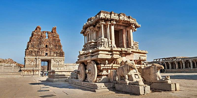 Ultimate Travel Guide to Hampi - Stone Chariot