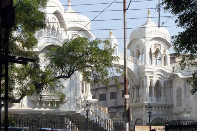 ISKCON Vrindavan Sri Krishna Balarama Temple