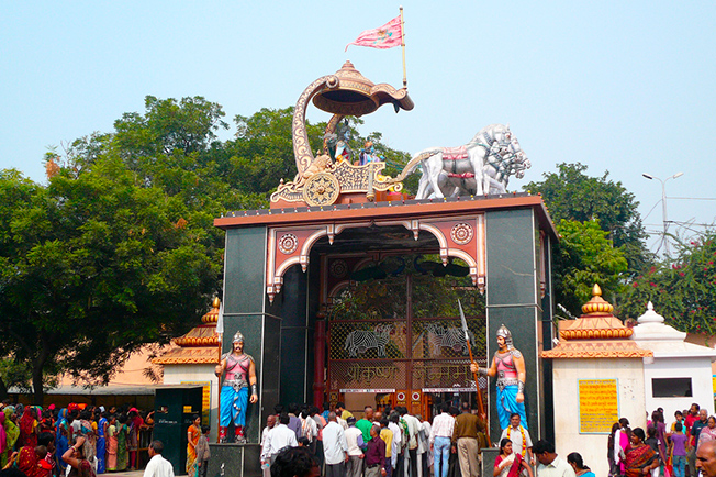 Braj ki Holi - Vrindavan & Janmabhoomi