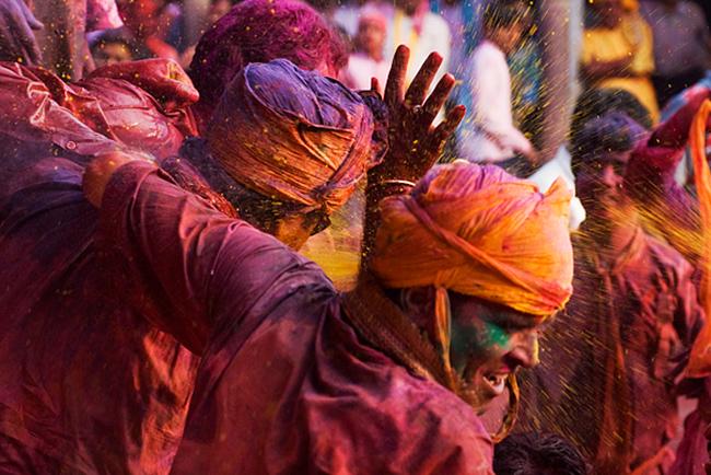 Braj ki Holi - Vrindavan & Mathura holi