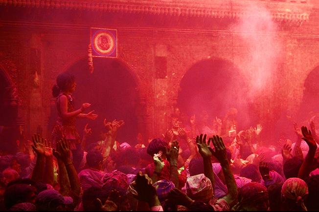 Braj ki Holi - Vrindavan & Mathura Nandgaon Holi
