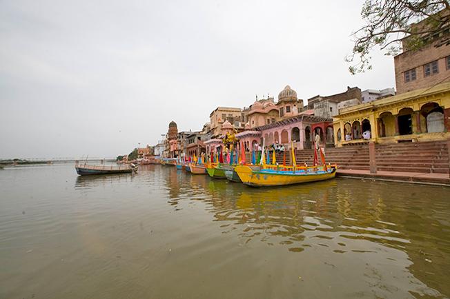Braj ki Holi - Vrindavan & Vishram Ghat Mathura