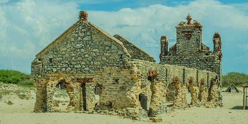 Dhanushkodi, Tamil Nadu - Offbeat Places in India
