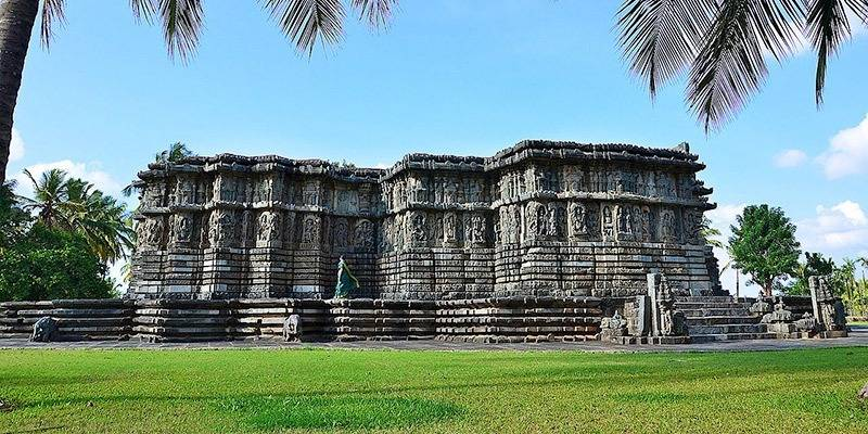 Halebidu and Belur, Karnataka - Offbeat Places in India