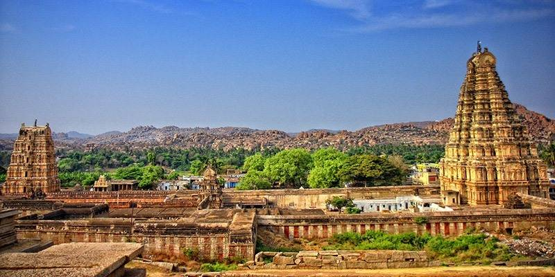 Hampi, Karnataka - Offbeat Places in India