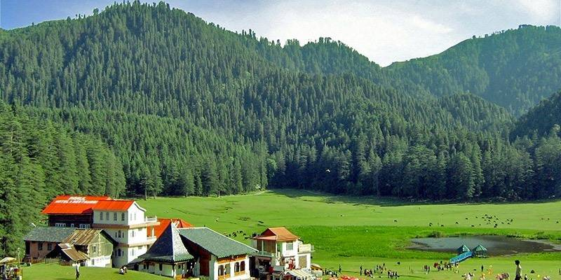 Khajjiar - Offbeat Places in India