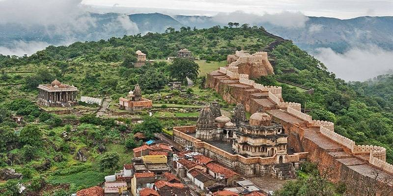 Kumbhalgarh - Offbeat Places in India
