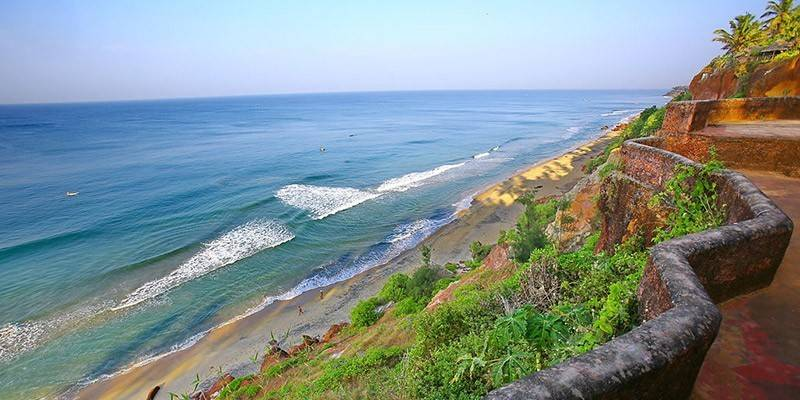 Varkala, Kerala- Offbeat Places in India