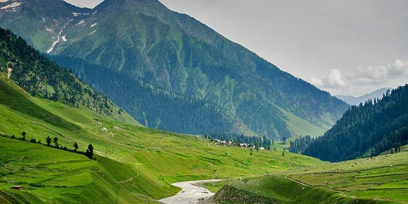 Warwan Valley - Offbeat Places in India