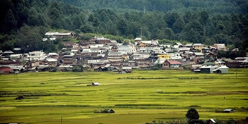 Ziro - Offbeat Places in India