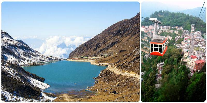 Road Trips in India - Gangtok