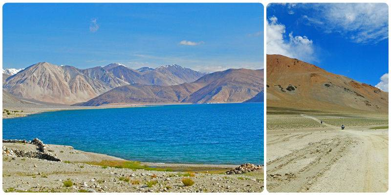Road Trips in India - Manali - Leh