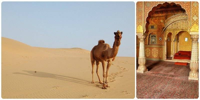 Road Trips in India - Jaisalmer