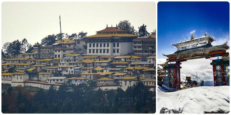 Road Trips in India - Tawang