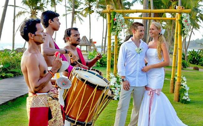 Kerala - Destination Wedding in India
