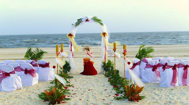 Goa - Destination Wedding in India