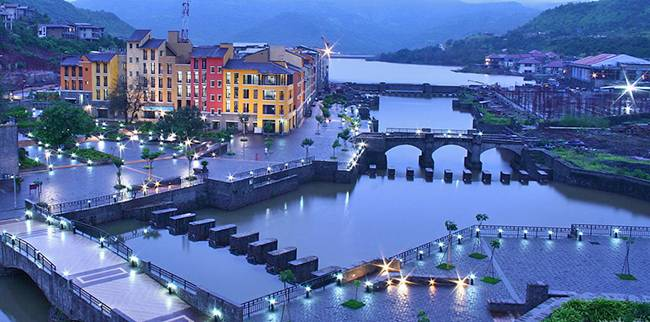 Lavasa - Destination Wedding in India