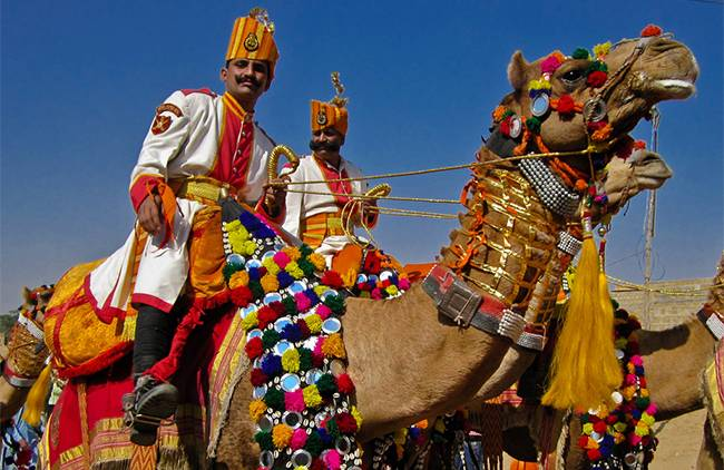 Jaisalmer - Destination Wedding in India