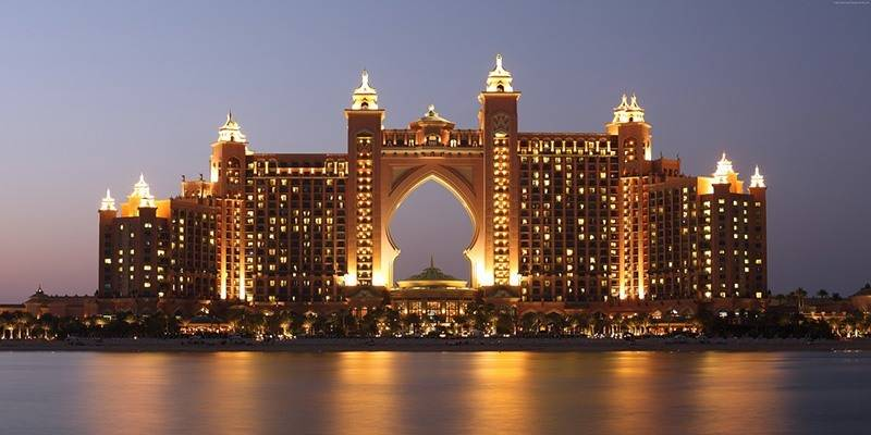 Budget International Holiday Destinations from India - Dubai