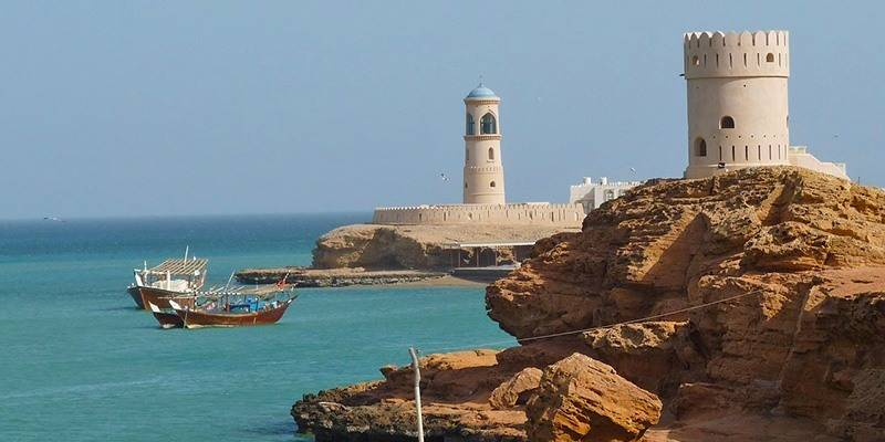 Budget International Holiday Destinations from India - Oman