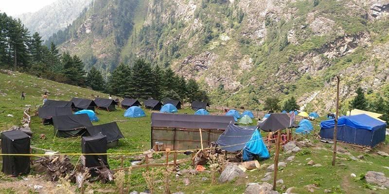 Complete Guide to Kheerganga Trek - Camping in Kheerganga