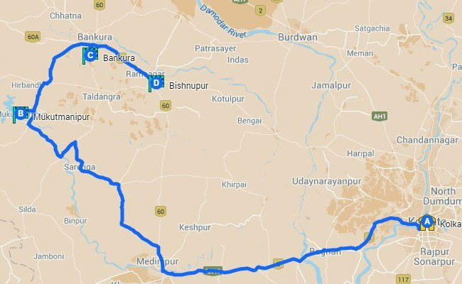 Road Trips to do from Kolkata - Bankura