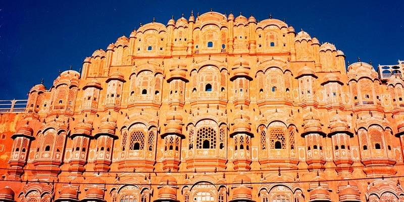 Must-See Landmarks in India - Hawa Mahal