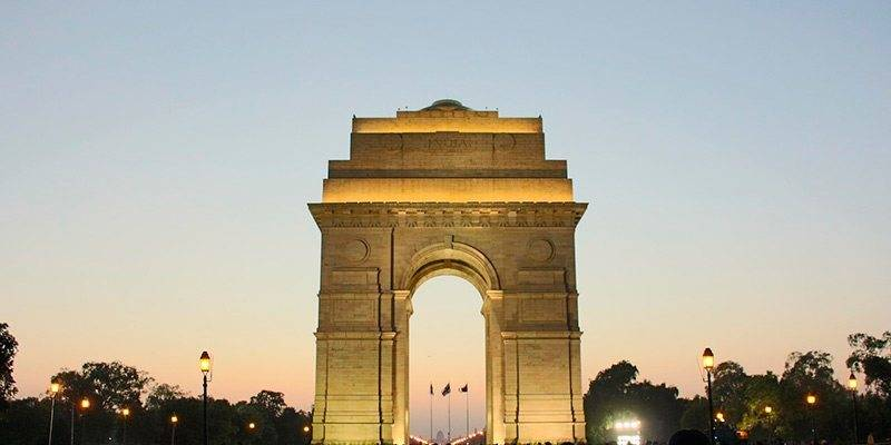 Must-See Landmarks in India - India Gate