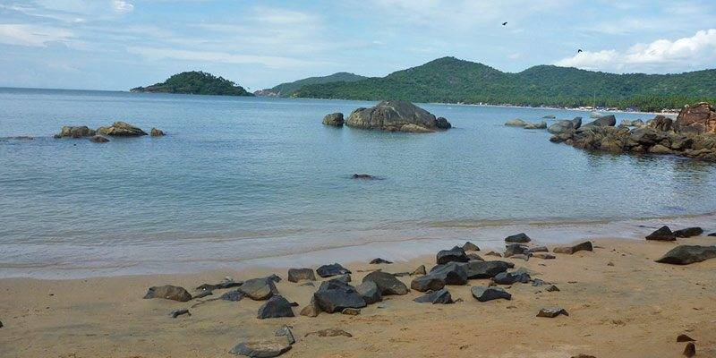 Little Known Beaches in Goa - Colomb Beach