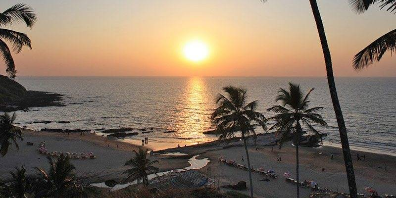 Little Known Beaches in Goa - Galgibaga