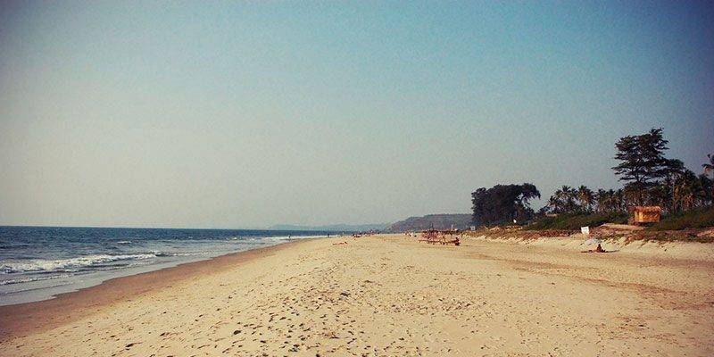 Little Known Beaches in Goa - Mandrem Beach