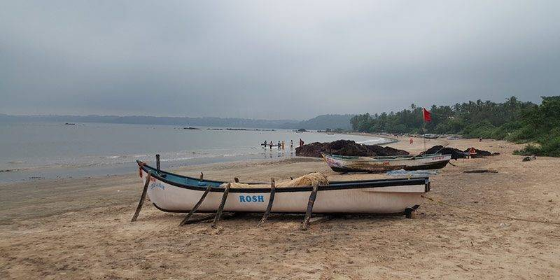 Little Known Beaches in Goa - Siridao Beach