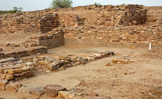 Lost cities of India - Surkotada