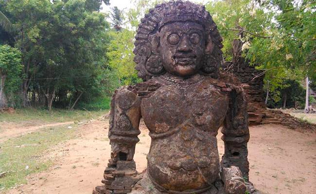 Lost cities of India - Poompuhar Puhar