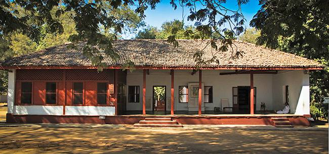 Sabarmati Ashram- Mahatma Gandhi's travels across India