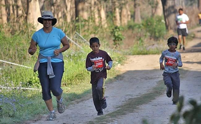 Marathons to travel for in India - Corbett Marathon