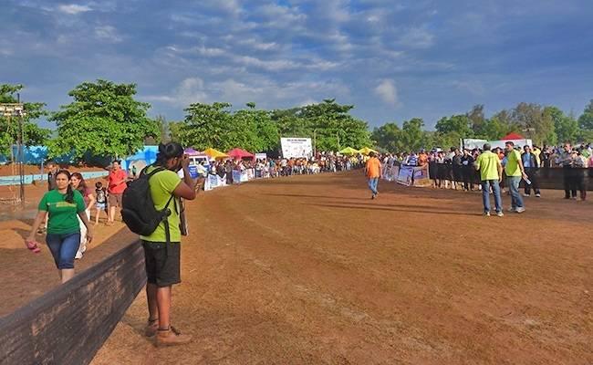 Marathons to travel for India - Goa River Run