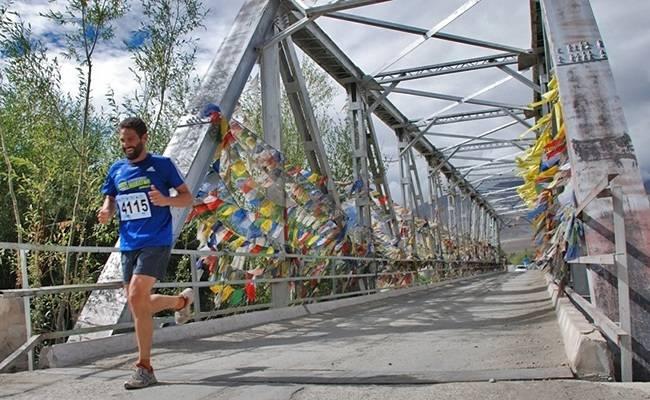 Marathons to travel for in India - Ladakh Marathon