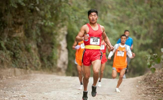 Marathins to travel for in India - mount abu marathon
