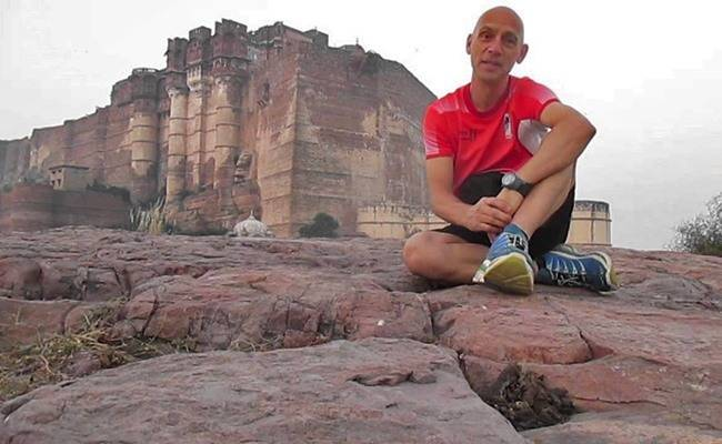Marathons to travel for in India - Thar Desert Run