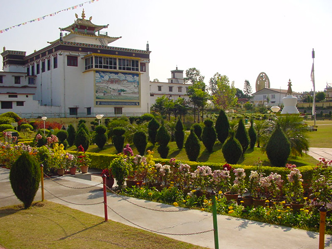 Buddhist Monasteries in India - Mindroling Monastery