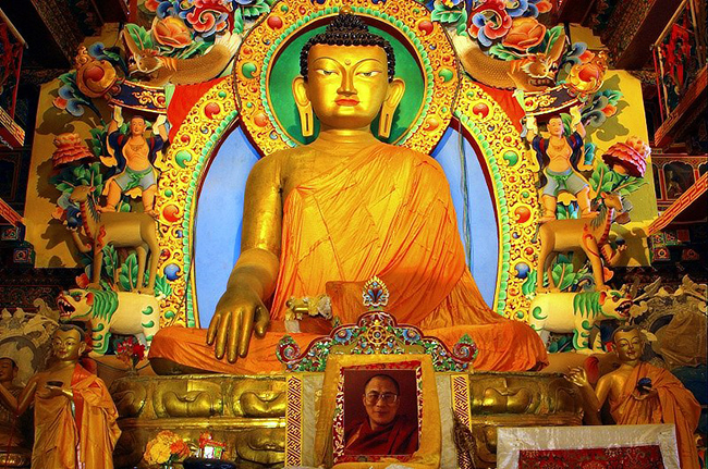 Buddhist Monasteries in India - Tawang Monastery