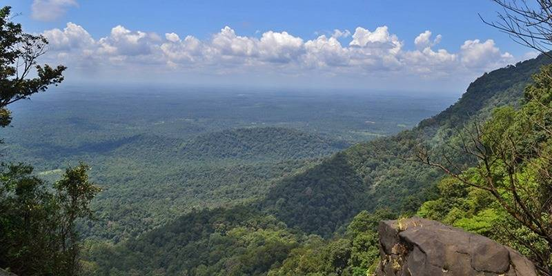 Monsoon destinations in India : Agumbe
