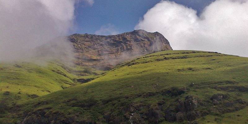 Monsoon destinations in India : Chikmagalur