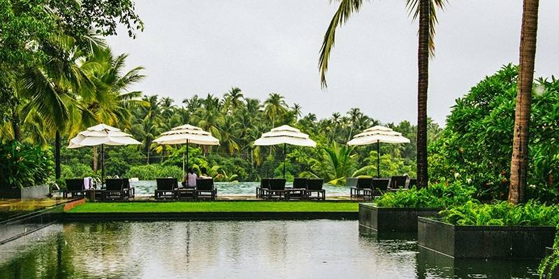 Monsoon destinations in India : Goa